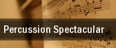 Percussion Spectacular tickets