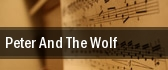 Peter And The Wolf Charlotte tickets