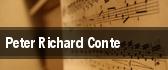 Peter Richard Conte tickets