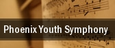 Phoenix Youth Symphony Phoenix Symphony Hall tickets