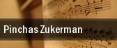 Pinchas Zukerman Arlene Schnitzer Concert Hall tickets