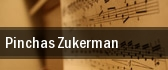 Pinchas Zukerman Boston tickets