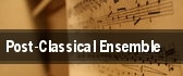 Post-Classical Ensemble tickets