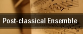 Post-Classical Ensemble tickets