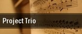 Project Trio CNU Ferguson Center for the Arts tickets