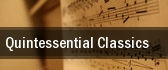 Quintessential Classics tickets