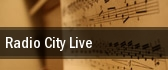 Radio City Live tickets