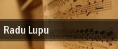 Radu Lupu Boston Symphony Hall tickets