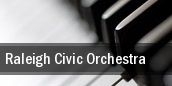 Raleigh Civic Orchestra Stewart Theatre tickets