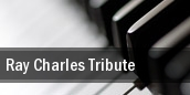 Ray Charles Tribute Francis Winspear Centre tickets