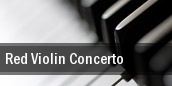 Red Violin Concerto Phoenix tickets