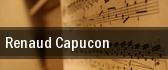 Renaud Capucon Walt Disney Concert Hall tickets