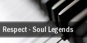 Respect - Soul Legends Southern Theatre tickets