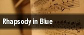 Rhapsody in Blue Benaroya Hall tickets