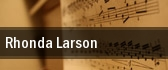 Rhonda Larson Norfolk tickets
