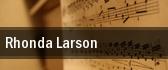 Rhonda Larson tickets