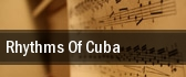 Rhythms Of Cuba tickets