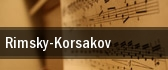 Rimsky-Korsakov Lenox tickets