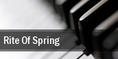 Rite Of Spring E.J. Thomas Hall tickets