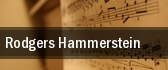 Rodgers & Hammerstein Devos Hall tickets