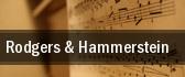 Rodgers & Hammerstein Logan tickets