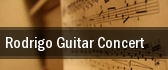Rodrigo Guitar Concert tickets