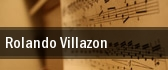 Rolando Villazon tickets