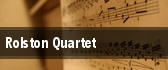 Rolston Quartet tickets