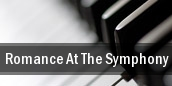 Romance At The Symphony tickets