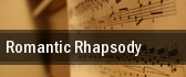 Romantic Rhapsody tickets