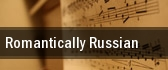 Romantically Russian California Theatre tickets