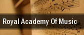 Royal Academy of Music tickets