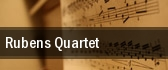 Rubens Quartet Bloomington tickets