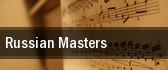 Russian Masters Chicago Symphony Center tickets