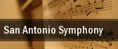 San Antonio Symphony Laurie Auditorium tickets