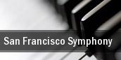 San Francisco Symphony Kennedy Center Concert Hall tickets