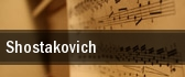 Shostakovich Houston tickets