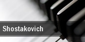 Shostakovich tickets