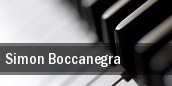 Simon Boccanegra tickets