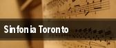 Sinfonia Toronto Glenn Gould Studio tickets