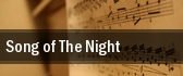 Song of The Night tickets