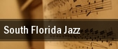 South Florida Jazz tickets