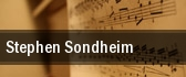 Stephen Sondheim Austin tickets