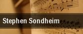 Stephen Sondheim Austin tickets
