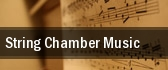 String Chamber Music Plaza Del Sol Performance Hall tickets