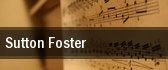 Sutton Foster New York tickets