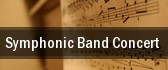 Symphonic Band Concert Morgantown tickets