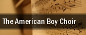 The American Boy Choir tickets