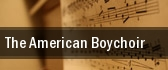 The American Boychoir tickets