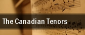 The Canadian Tenors Winnipeg tickets